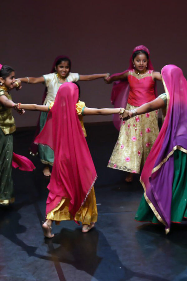 Teatro-Danza Indiana per bambini