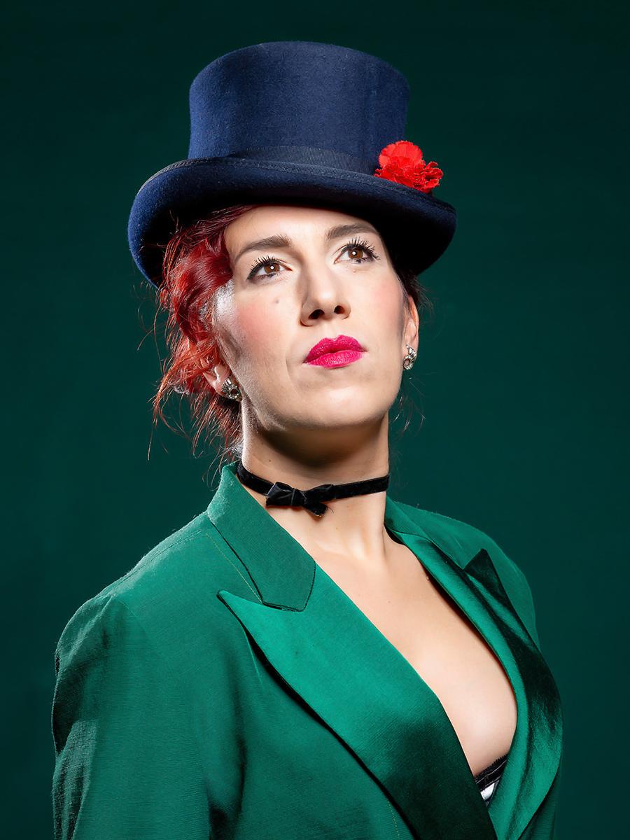 Sagome Teatro Insegnanti - Corinna Grandi